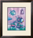 The Rainbow Fish II Print by Marcus Pfister