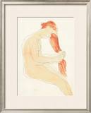 Le Jardin des Supplices Prints by Auguste Rodin