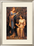 When Apples Were Golden Prints by John Melhuish Strudwick