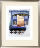 Mallorca Terrace Prints by W. Reinshagen