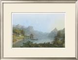 Lake Grundlsee Poster by Jakob Alt
