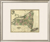 New York, c.1823 Framed Giclee Print by Henry S. Tanner
