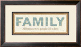 Family Prints by Alain Pelletier