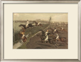 The Grand Steeple Chase II Posters by Francis Calcraft Turner