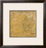 Boston, c.1835 Framed Giclee Print by George G. Smith