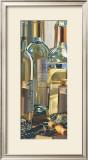 Vino I Art by P. Moss
