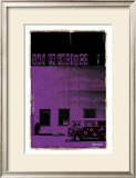 San Francisco, Vice City in Purple Prints by Pascal Normand