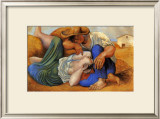 La Sieste, c.1919 Poster by Pablo Picasso
