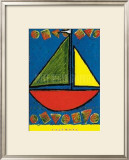Sailboat Posters by Karen Gutowsky