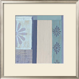 Decorative Asian Abstract IV Prints by Wendy Russell