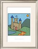 Calico Kingdom I Print by Charles Swinford