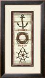 Nautical Symbols Posters