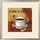 Cioccolata Posters by L. Morales