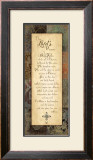 Lord's Prayer Prints by Jo Moulton