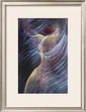 Misty Woman IV Art by Alijan Alijanpour