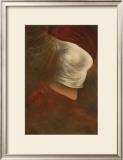 Misty Woman II Posters by Alijan Alijanpour