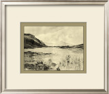 On the River II Print by Ernest Briggs