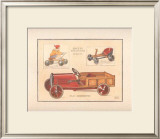 Camionette Prints by Laurence David
