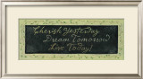 Cherish Yesterday Prints by Karen Tribett