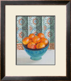 Mandarines Prints by Frederic Givelet