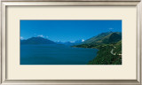 Lake Wakatipu Art by Thierry Martinez