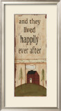 Happily Ever After Poster by Kim Klassen