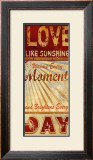 Love Like Sunshine Print by Conrad Knutsen