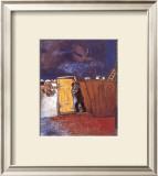 Claro de luna Reproducción por Marc Chagall