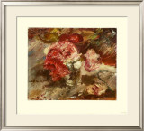 Pinks Poster by Lovis Corinth