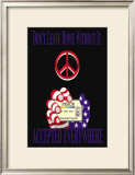 Peace Card Prints by Marilu Windvand