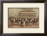 The Grand Steeple Chase I Prints by Francis Calcraft Turner