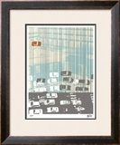 Days Go By III Limited Edition Framed Print by M.J. Lew
