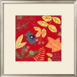 Autumn Print by Coco Yokococo