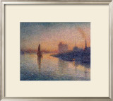 Sailing River Thames Prints by Forge William