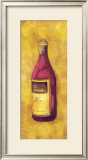 Wine Collection II Prints by Evol Lo