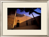 Desert Courtyard Sunlight, Syria Art by Charles Glover
