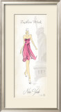 Fashion Lady II Poster by Avery Tillmon