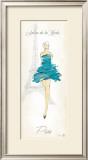 Fashion Lady I Prints by Avery Tillmon