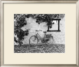 La Bicyclette Prints by Monte Nagler