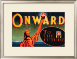 Onward Prints by Marilu Windvand