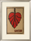 Savior Posters by Melody Hogan