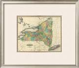 New York, c.1825 Framed Giclee Print by Henry S. Tanner