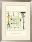 Garden Gate I Posters by Ginny Joyner