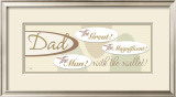 Dad, the Great Posters by Pela 