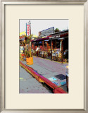 Market, Venice Beach, California Framed Giclee Print by Steve Ash