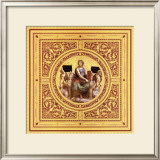Renaissance Oculus I Prints by Raphael 