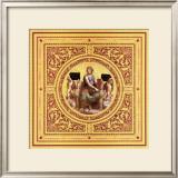 Renaissance Oculus I Prints by  Raphael