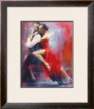 Tango Nuevo I Prints by Pedro Alverez