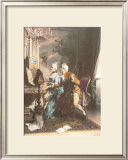 Love's Duet Prints by Arturo Ricci