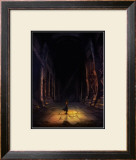 In the Ruins of Asia Framed Giclee Print by Kyo Nakayama